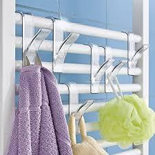 perchas radiador toallero para toallas