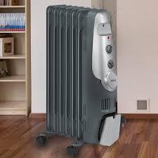 eficiente radiador con aceite