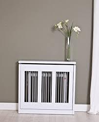 Cubre radiador en blanco