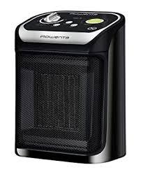 calefactor rowenta negro