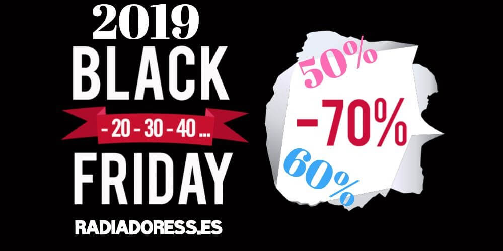 Black Friday Ofertas y descuentos radiadores