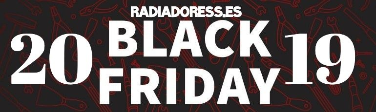 Black Friday radiadores bajo consumo